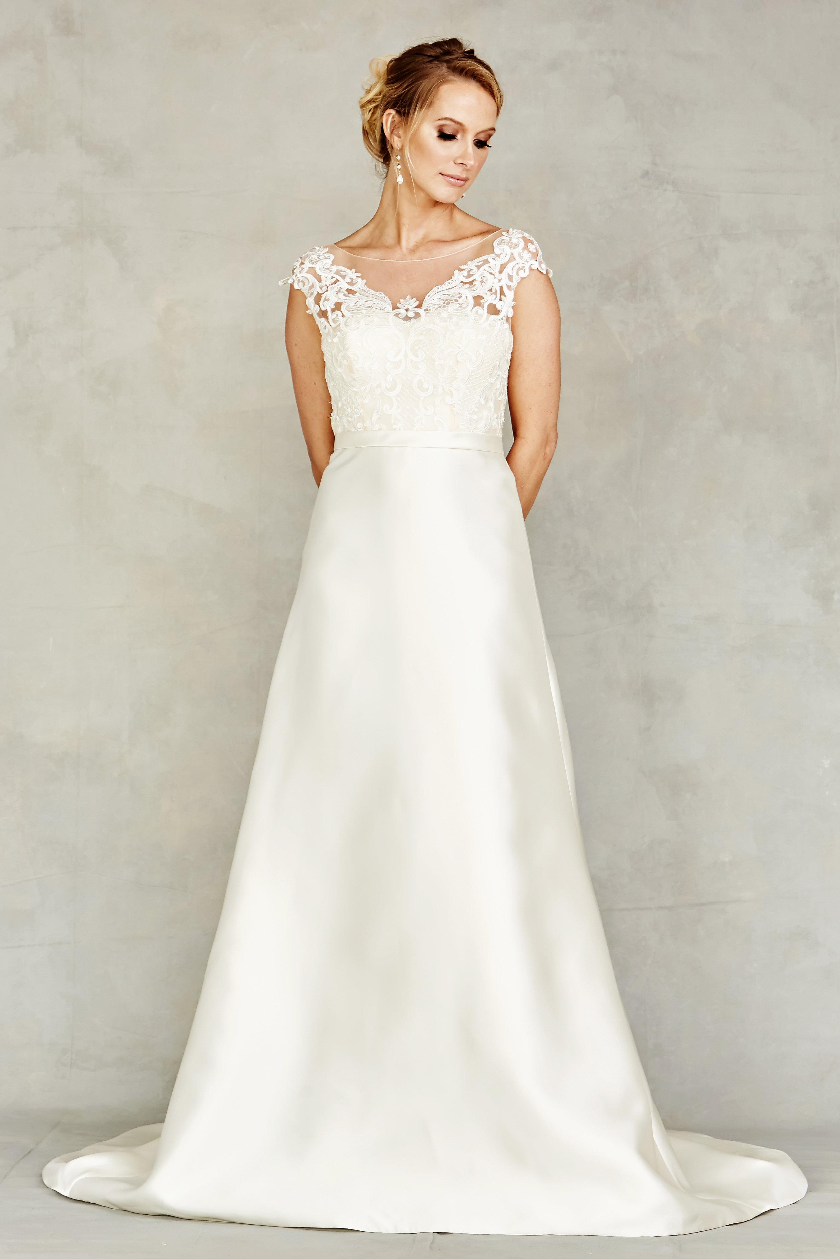 Aline Wedding Dress | Bridal Collection |
