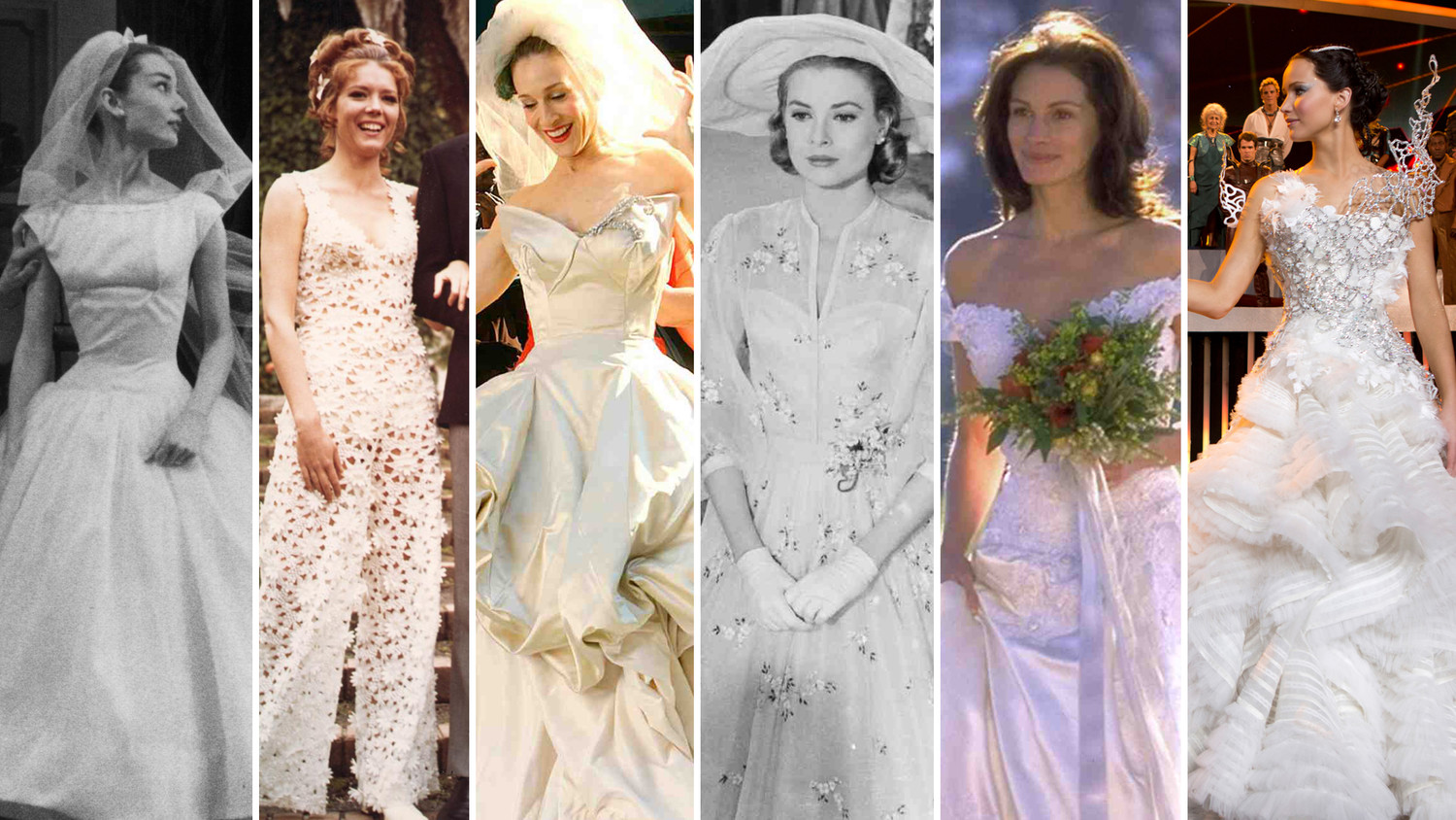 The Most Iconic Wedding Dresses of History | Carrie's ...