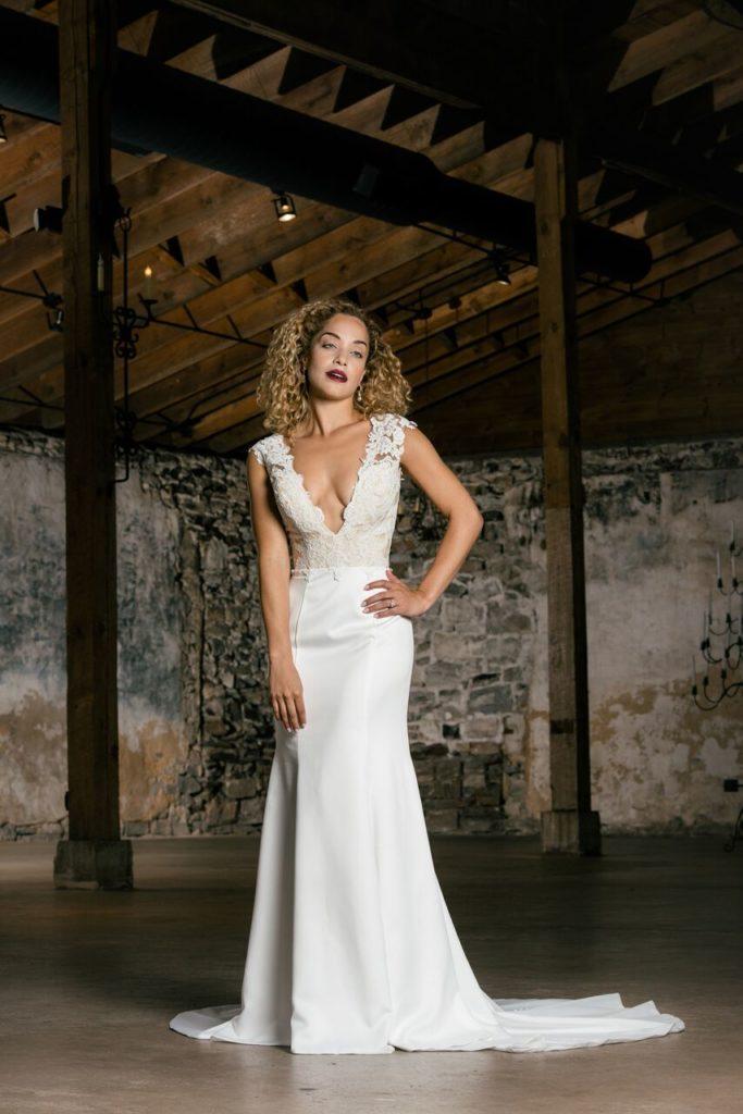 Trumpet/Fit and Flare Wedding Dress   Bridal Dresses  