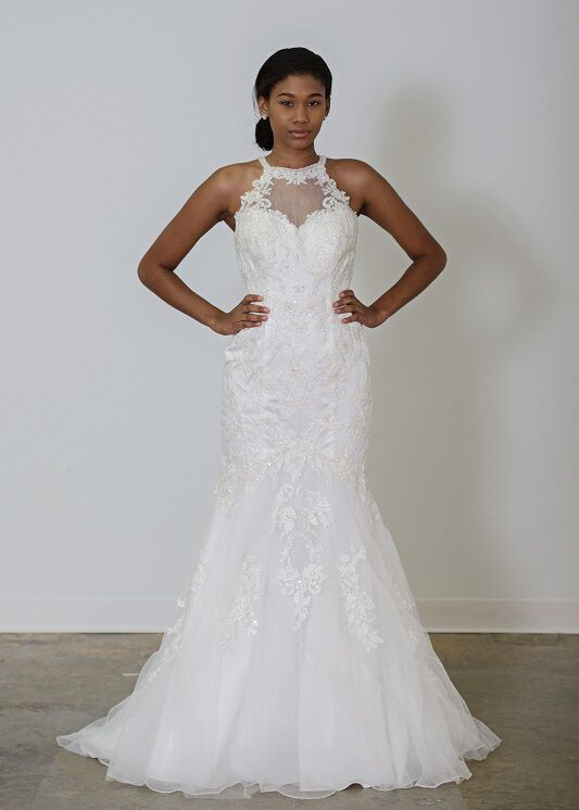 Trumpet/Fit and Flare Wedding Dress | Bridal Dresses |